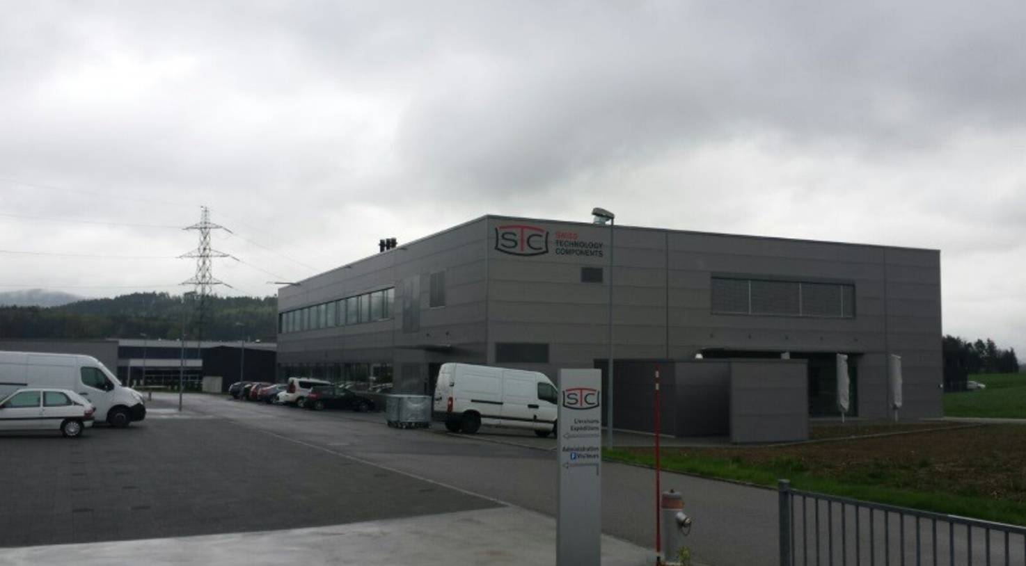 USINE SWISS TECHNOLOGY - GLOVELIER