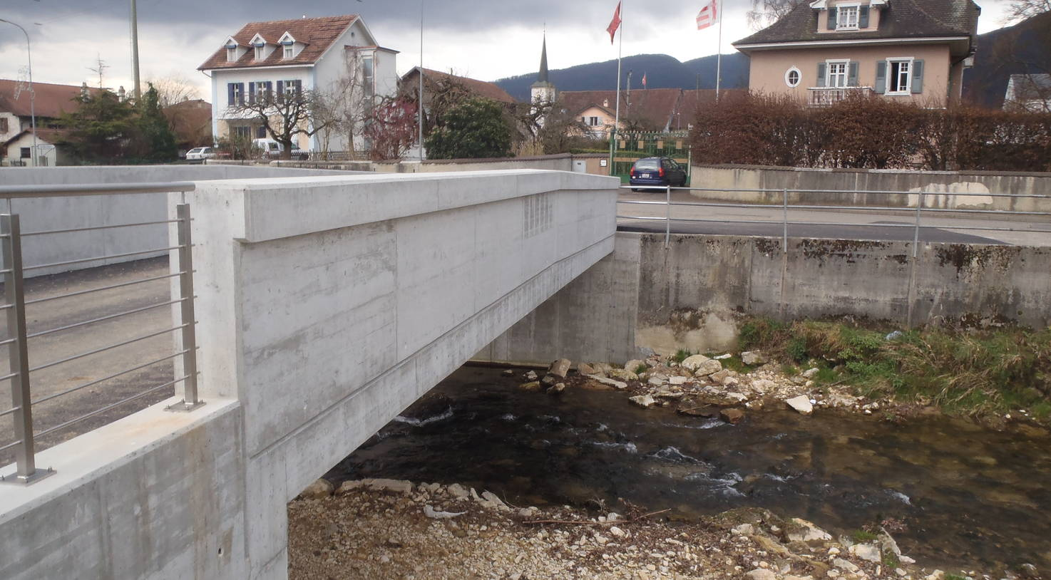 PONT BRINGOLD - COURTETELLE